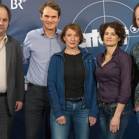 Matthias Egersdörfer, Fabian Hinrichs, Dagmar Manzel, Eli Wasserscheid, Andreas Leopold Schadt Gregor Anthes
