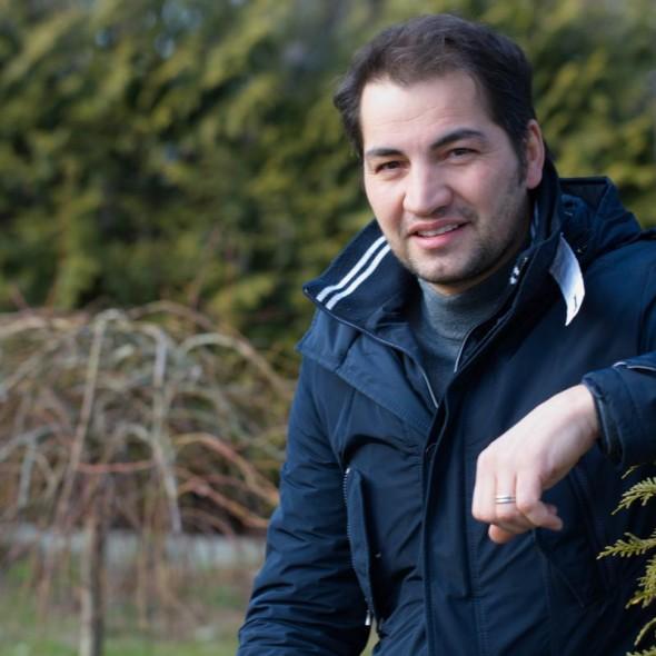 Portrait - Bülent Sharif Gregor Anthes
