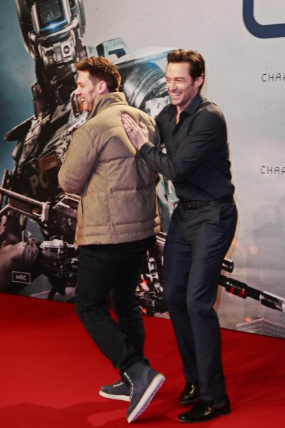 Chappie Fanevent in der Mall of Berlin Gregor Anthes