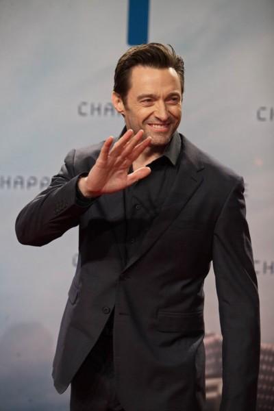 Hugh Jackman - Chappie Fanevent in der Mall of Berlin Gregor Anthes