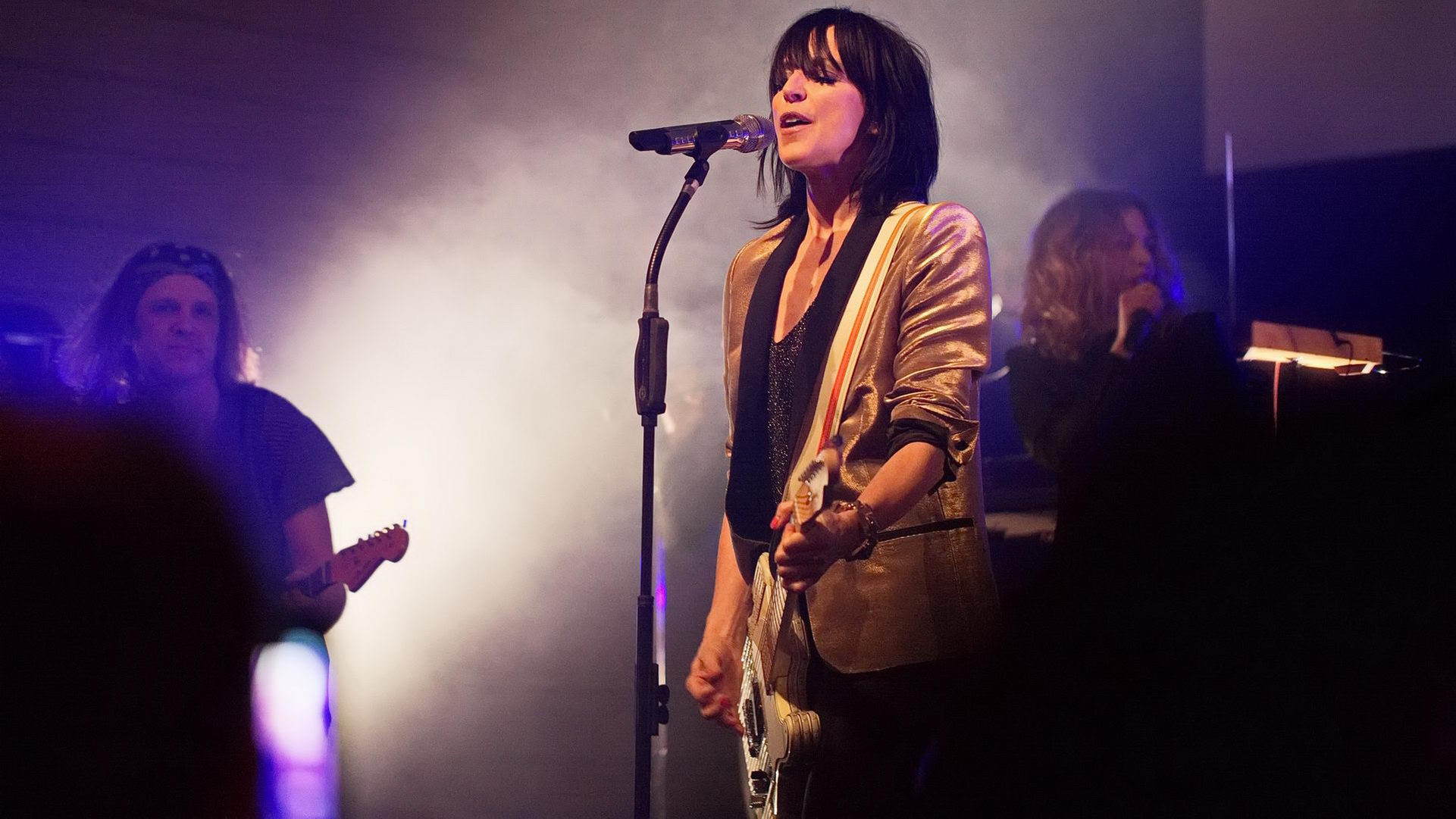 Nena Live auf der Sixt ITB Party in Berlin  by Gregor Anthes