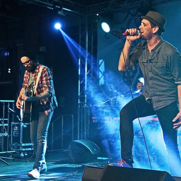 "Jupiter Jones Live - Yeni Raki Veranstaltung ""Spirit of Istanbul"" in der Station | Berlin | 15.03.2015  by Gregor Anthes"