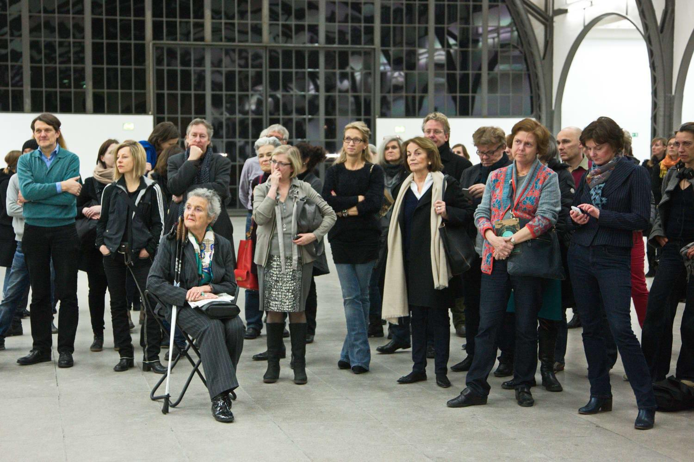 Ausstellungseröffnung - Dieter Roth und die Musik  by Gregor Anthes