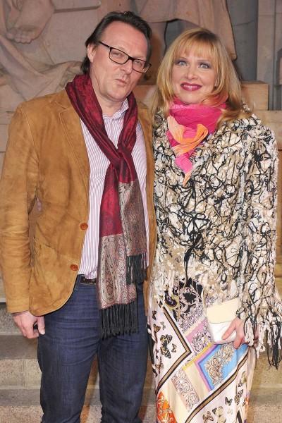Dirk Ullmann; Nanna Kuckuck  -  Premiere ICH WAR NOCH NIEMALS IN NEW YORK im Stage Theater des Westens  in Berlin  am 25.03.2015 -  Foto: SuccoMedia / Ralf Succo