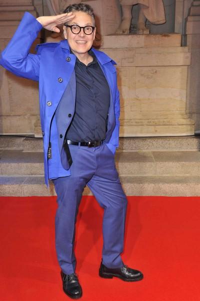 Rolf Scheider  -  Premiere ICH WAR NOCH NIEMALS IN NEW YORK im Stage Theater des Westens  in Berlin  am 25.03.2015 -  Foto: SuccoMedia / Ralf Succo