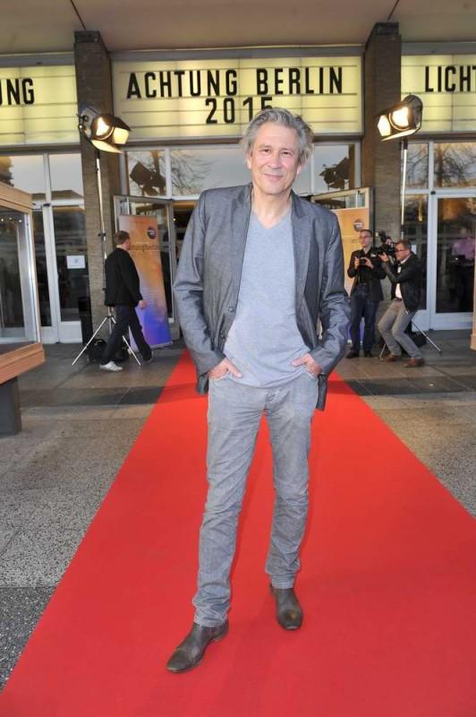 Michael Kind  -  Eröffnung achtung berlin Festival im Kino International  in Berlin  am 15.04.2015 -  Foto: SuccoMedia / Ralf Succo