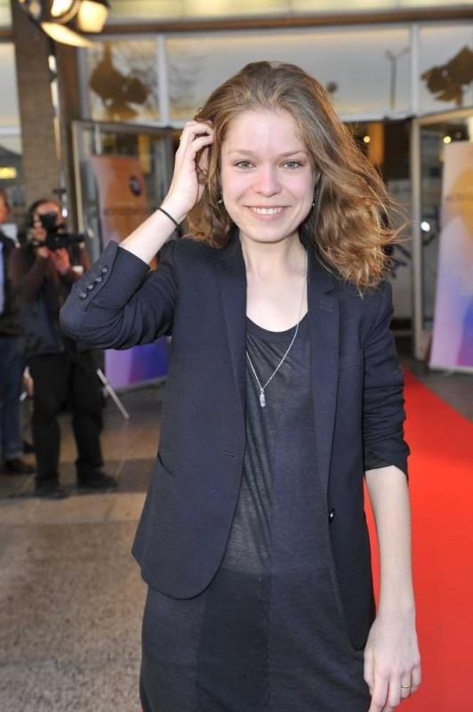 Luise Helm  -  Eröffnung achtung berlin Festival im Kino International  in Berlin  am 15.04.2015 -  Foto: SuccoMedia / Ralf Succo