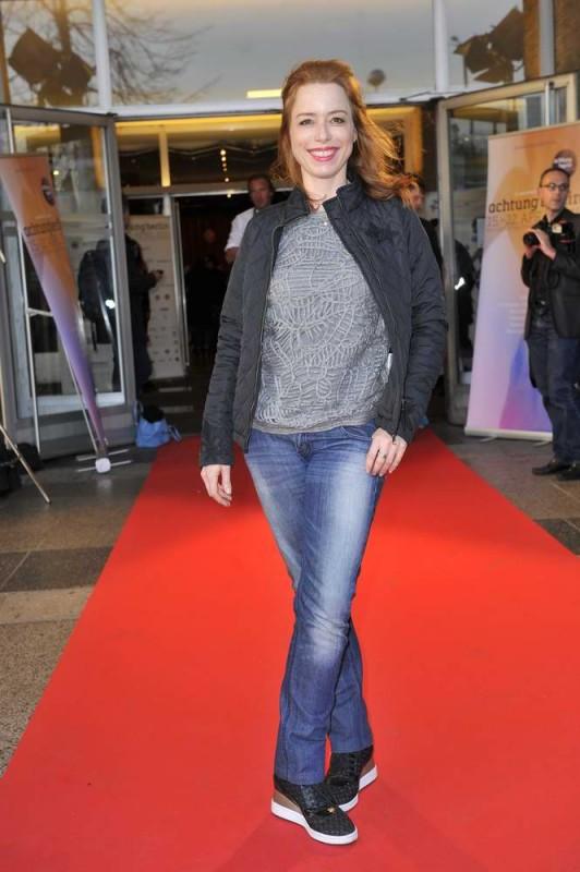Sonja Kerskes  -  Eröffnung achtung berlin Festival im Kino International  in Berlin  am 15.04.2015 -  Foto: SuccoMedia / Ralf Succo
