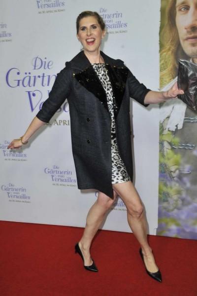 Paula Paul  -   Premiere DIE GÄRTNERIN VON VERSAILLES im Kino in der Kulturbrauerei in Berlin  am 22.04.2015 -  Foto: SuccoMedia / Ralf Succo