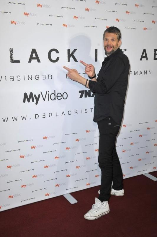 Kai Wiesinger  -   Präsentation DER LACK IST AB von Kai Wiesinger  (Startet auf MyVideo, der Video-Community von ProSiebenSat.1) im Sohohouse in Berlin  am 22.04.2015 -  Foto: SuccoMedia / Ralf Succo