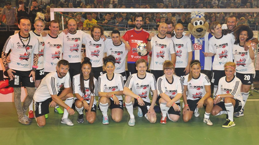 Berlin: KISS Cup   -  KISS Cup in der Max-Schmeling-Halle in Berlin  am 22.05.2015 -  Foto: SuccoMedia / Ralf Succo