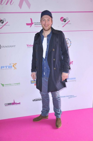 Martin Stange Martin Stange  -  Pink Ball Charity Event für Brustkrebs-Opfer im Holmes Place  in Berlin  am 23.05.2015 -  Foto: SuccoMedia / Ralf Succo