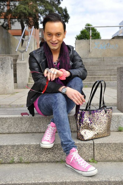 Julian Stoeckel Julian Stoeckel  -  Pink Ball Charity Event für Brustkrebs-Opfer im Holmes Place  in Berlin  am 23.05.2015 -  Foto: SuccoMedia / Ralf Succo
