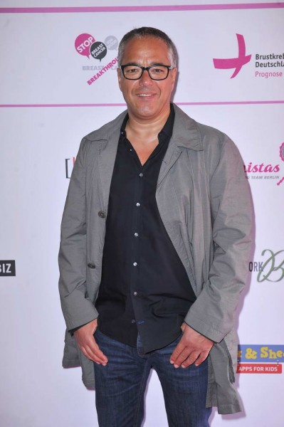 Charles Rettinghaus Charles Rettinghaus  -  Pink Ball Charity Event für Brustkrebs-Opfer im Holmes Place  in Berlin  am 23.05.2015 -  Foto: SuccoMedia / Ralf Succo