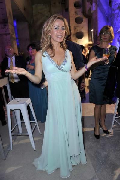 Bettina Cramer  -  Verleihung DUFTSTARS 2015 im Kraftwerk Köpenicker Strasse  in Berlin  am 07.05.2015 -  Foto: SuccoMedia / Ralf Succo