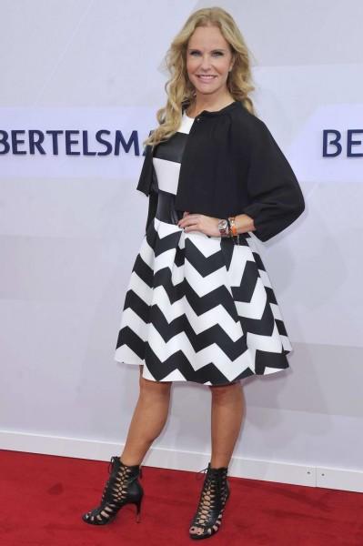 Katja Burkard Katja Burkard -  Bertelsmann Party 2015 in der Hauptstadtrepräsentanz Unter den Linden  in Berlin  am 18.06.2015 -  Foto: SuccoMedia / Ralf Succo