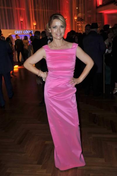 Tina Ruland Tina Ruland  -  Party Deutscher Filmpreis  2015 im Palais am Funkturm  in Berlin  am 19.06.2015 -  Foto: SuccoMedia / Ralf Succo