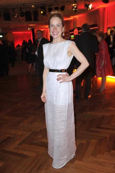 Paula Kalenberg Paula Kalenberg  -  Party Deutscher Filmpreis  2015 im Palais am Funkturm  in Berlin  am 19.06.2015 -  Foto: SuccoMedia / Ralf Succo