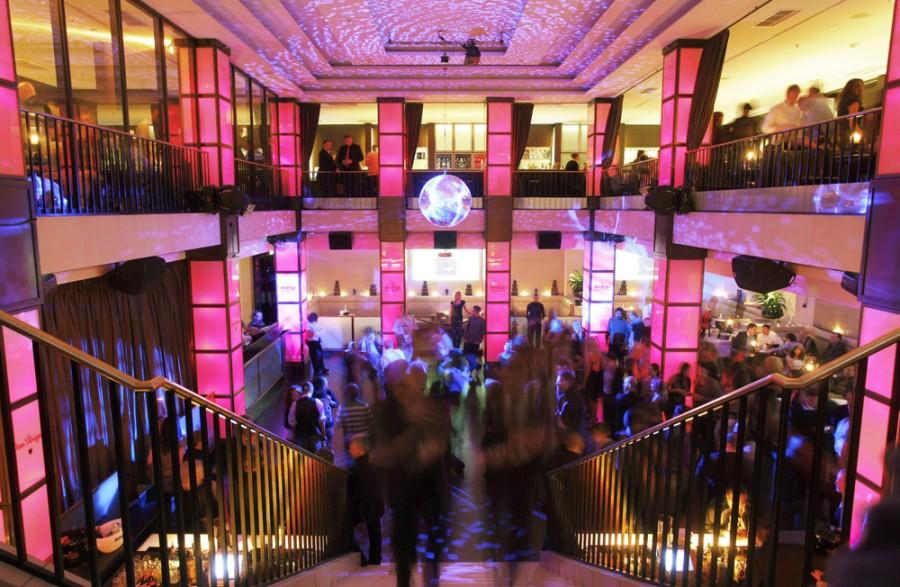110209BSCH4001 Der Club - Felix - in der Behrenstrasse in Berlin  - 11.02.2009 - copyright STEPHAN SCHRAPS - www.imageselection.de - Bitte beachten Sie unsere Geschaeftsbedingungen, zu finden unter - AGB's - u.a. auf den Seiten www.newsimage.de, www.imageselection.de oder www.schraps.com. Please refer to my GENERAL TERMS AND CONDITIONS OF DELIVERY AND BUSINESS (AGB s)