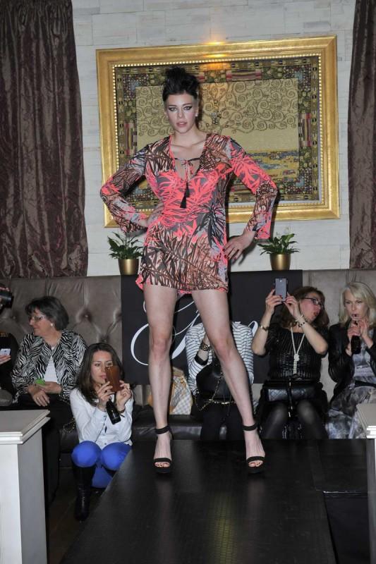 Model Model  -  GLAM NIGHT zur Eröffnung der Agentur GLAM MODELCOACHING  im Restaurant Manon in  Berlin  am 28.05.2015 -  Foto: SuccoMedia / Ralf Succo