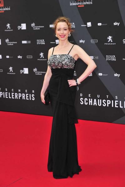 Sonja Kerskes Sonja Kerskes  -  Verleihung Deutscher Schauspielerpreis im Zoo Palast in  Berlin  am 29.05.2015 -  Foto: SuccoMedia / Ralf Succo