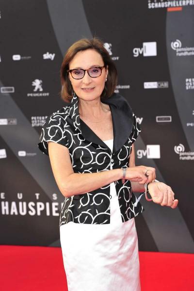 Eleonore Weisgerber Eleonore Weisgerber   -  Verleihung Deutscher Schauspielerpreis im Zoo Palast in  Berlin  am 29.05.2015 -  Foto: SuccoMedia / Ralf Succo