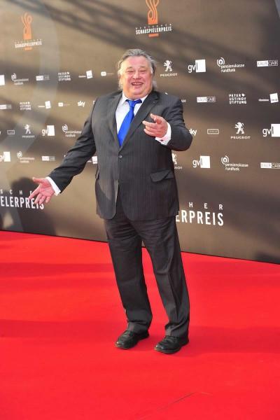 Bernd Stegemann Bernd Stegemann  -  Verleihung Deutscher Schauspielerpreis im Zoo Palast in  Berlin  am 29.05.2015 -  Foto: SuccoMedia / Ralf Succo