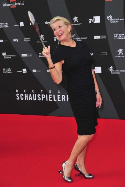 Jutta Speidel Jutta Speidel  -  Verleihung Deutscher Schauspielerpreis im Zoo Palast in  Berlin  am 29.05.2015 -  Foto: SuccoMedia / Ralf Succo