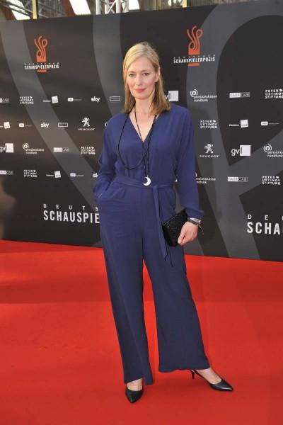 Katja Weizenböck Katja Weizenböck  -  Verleihung Deutscher Schauspielerpreis im Zoo Palast in  Berlin  am 29.05.2015 -  Foto: SuccoMedia / Ralf Succo