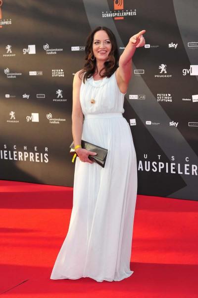 Natalia Wörner Natalia Wörner  -  Verleihung Deutscher Schauspielerpreis im Zoo Palast in  Berlin  am 29.05.2015 -  Foto: SuccoMedia / Ralf Succo