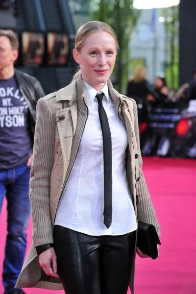 Susanne Wuest Susanne Wuest  -  Premiere TERMINATOR - GENISYS im Cinestar im Sonycenter  in Berlin  am 21.06.2015 -  Foto: SuccoMedia / Ralf Succo