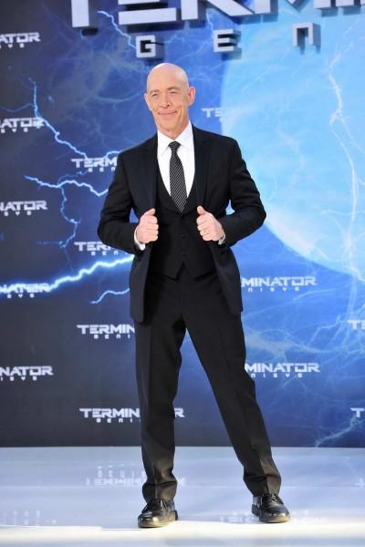 J.K. Simmons J.K. Simmons  -  Premiere TERMINATOR - GENISYS im Cinestar im Sonycenter  in Berlin  am 21.06.2015 -  Foto: SuccoMedia / Ralf Succo