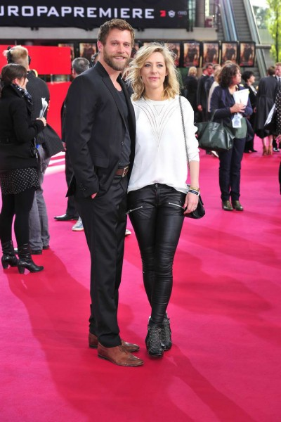 Ken Duken, Marisa Leonie Bach Ken Duken; Marisa Leonie Bach  -  Premiere TERMINATOR - GENISYS im Cinestar im Sonycenter  in Berlin  am 21.06.2015 -  Foto: SuccoMedia / Ralf Succo