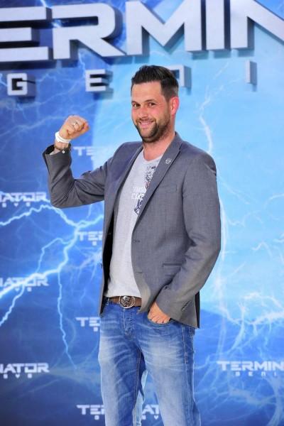 Matthias Killing Matthias Killing  -  Premiere TERMINATOR - GENISYS im Cinestar im Sonycenter  in Berlin  am 21.06.2015 -  Foto: SuccoMedia / Ralf Succo