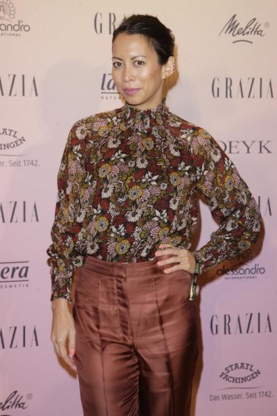GRAZIA POP UP Minh-Khai Phan-Thi - Grazia Brunch im Rahmen der Mercedes-Benz Fashion Week Berlin Herbst / Winter 2016 / Autumn / Winter 2016 im /at Grosz Kurfürstendamm Berlin Copyright: Eventpress Anthes Datum 20.01.2016