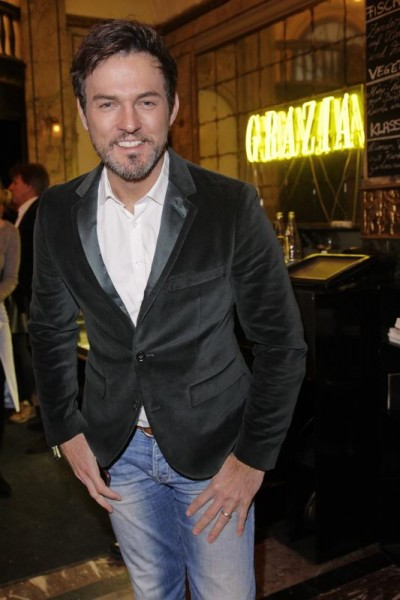 GRAZIA POP UP Tobey Wilson - Grazia Brunch im Rahmen der  Mercedes-Benz Fashion Week Berlin Herbst / Winter 2016 / Autumn / Winter 2016  im /at Grosz Kurfürstendamm  Berlin   Copyright: Eventpress Anthes  Datum 20.01.2016