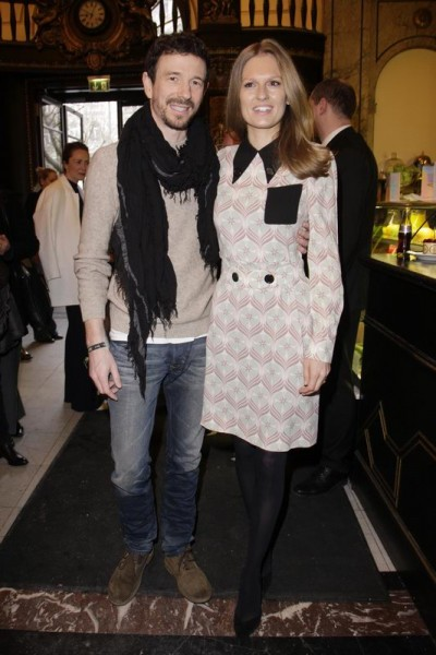 GRAZIA POP UP Oliver und Katrin Berben -Grazia Brunch im Rahmen der  Mercedes-Benz Fashion Week Berlin Herbst / Winter 2016 / Autumn / Winter 2016  im /at Grosz Kurfürstendamm  Berlin   Copyright: Eventpress Anthes  Datum 20.01.2016