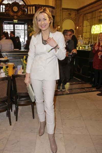 GRAZIA POP UP Bettinna Kramer - Grazia Brunch im Rahmen der  Mercedes-Benz Fashion Week Berlin Herbst / Winter 2016 / Autumn / Winter 2016  im /at Grosz Kurfürstendamm  Berlin   Copyright: Eventpress Anthes  Datum 20.01.2016