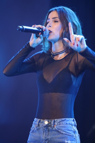 Lena Meyer Landrut - Glossycon - Mercedes Benz Arena