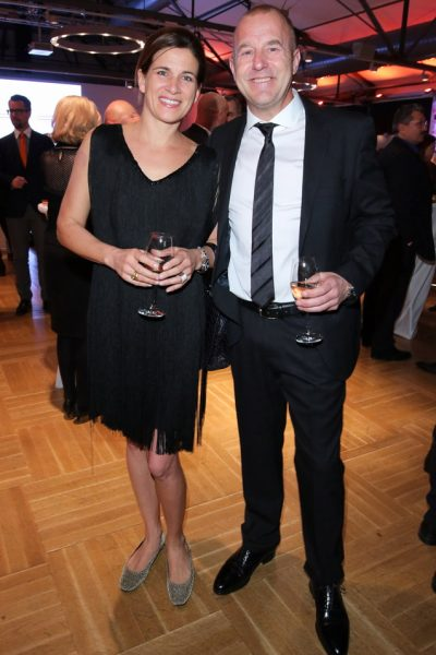 Heino Ferch und Frau Marie-Jeanette bei der Preisverleihung der Askania Awards im Ellington Hotel in der Nuernberger Strasse 50-55, Berlin am 07.02.2017 Agency People Image (c) B.Lau  *WARNING* STRICTLY NO FAN WEBSITE / NO BLOG / NO FACEBOOK / NO INSTAGRAM / NO SOCIAL WEB USE!  ALL RIGHTS RESERVED!